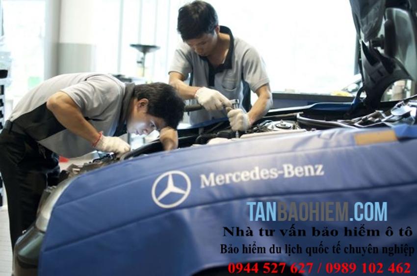 6 dịch vụ bảo hiểm xe ô tô quan trọng cần có